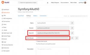 Client ID and Client Secret for authorization