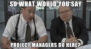 Hire a good project manager